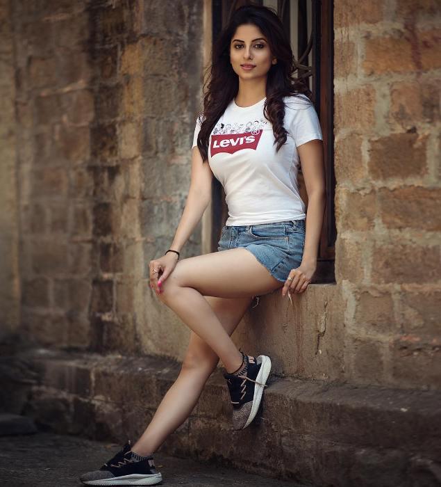 Ekta Maru indian model