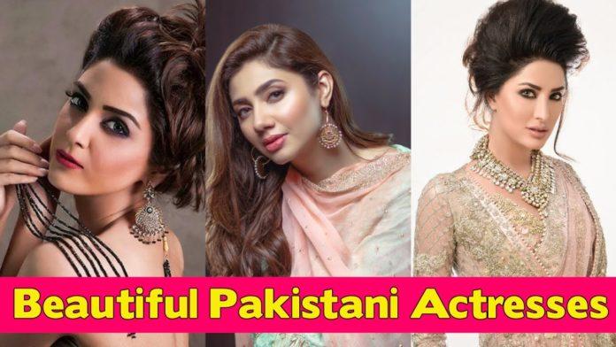 Top 10 Most Beautiful Pakistani Actress With Photos