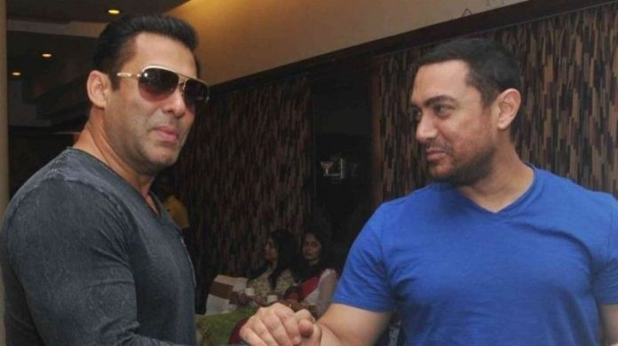 amir and salman khan