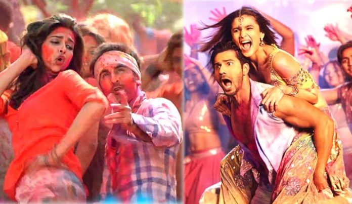 List of Best and Famous Bollywood Holi Songs