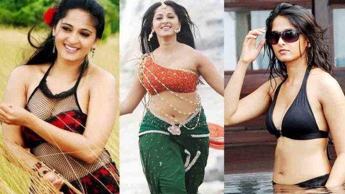south actress anushka shetty photos viral on internet