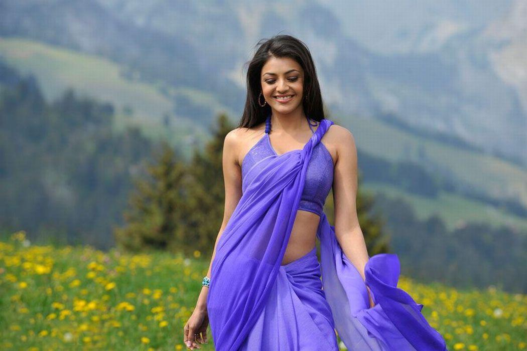 south actress kajal agarwal bikini pics