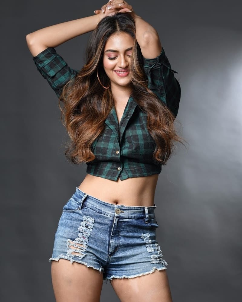 Actress Nusrat jahan Instagram Hot Pics