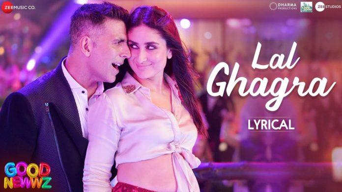 LAAL GHAGHRA Song Lyrics Hindi Bollywood Songs