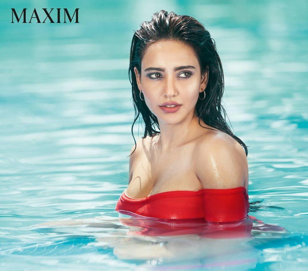 Neha Sharma Turns Sexy For Maxim Magazine Photoshoot