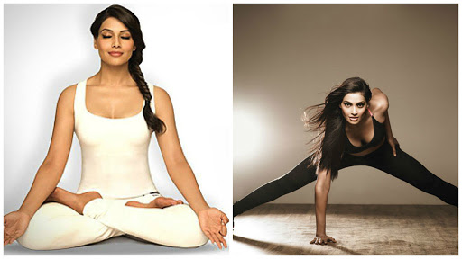 bipasha basu yoga photos