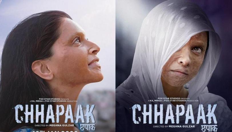Chappak bollywood movie deepika padukone