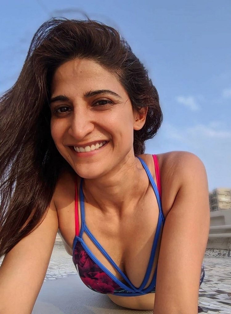 ahana kumra instagram photos