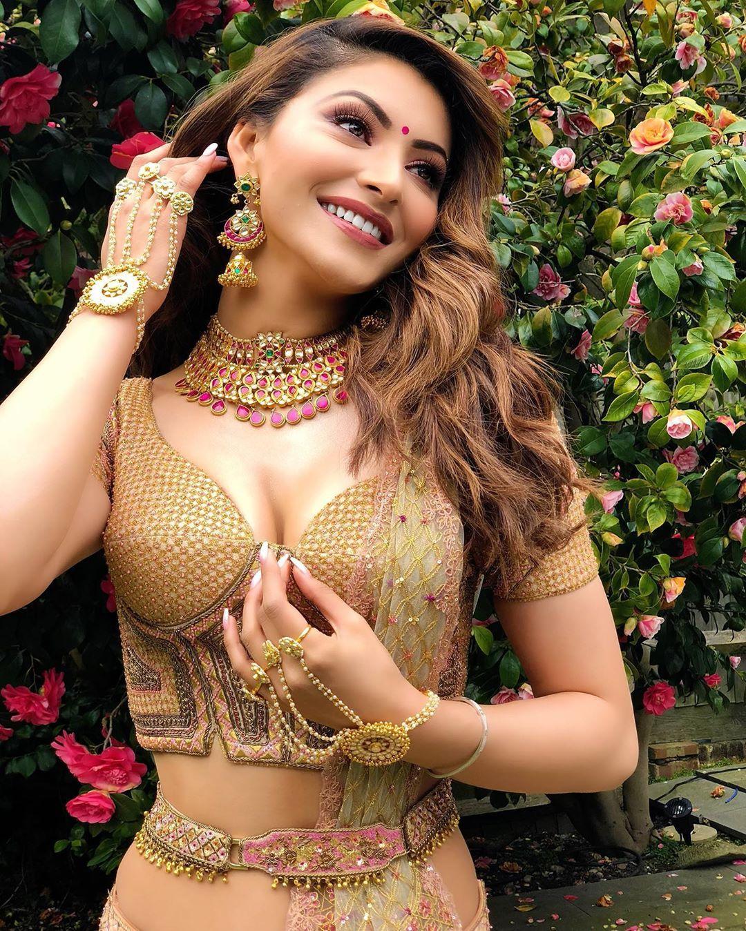 indian bollywood actress urvashi rautela
