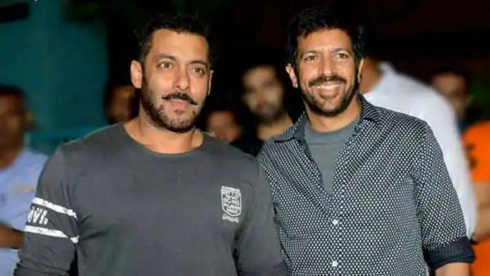 kabir with salman khan