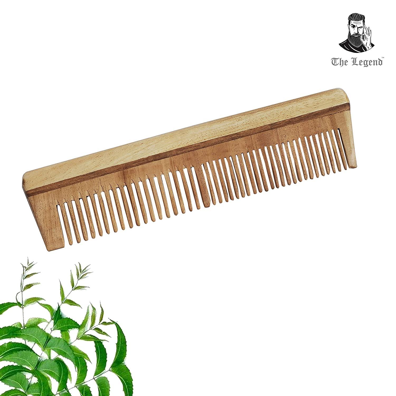 The Legend Organic Neem Wood Comb