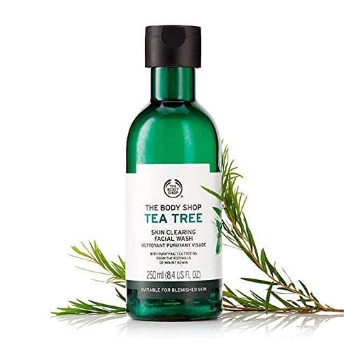 Tea Tree Skin Cleaning Facial Wash