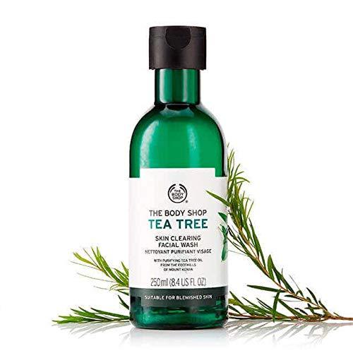 Tea Tree Skin Cleaning Facial Wash