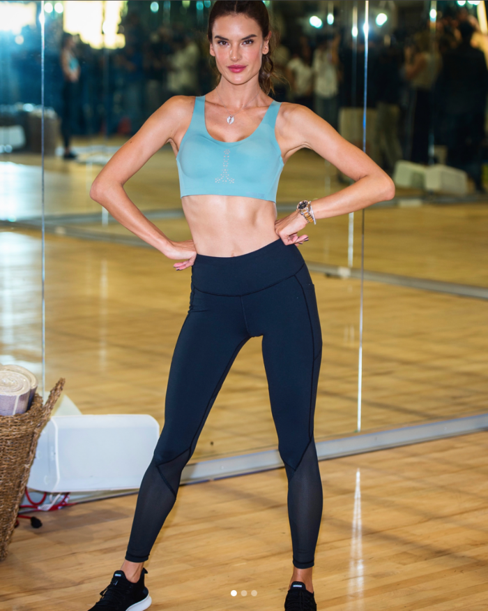 Alessandra Ambrosio Highest Paid Model