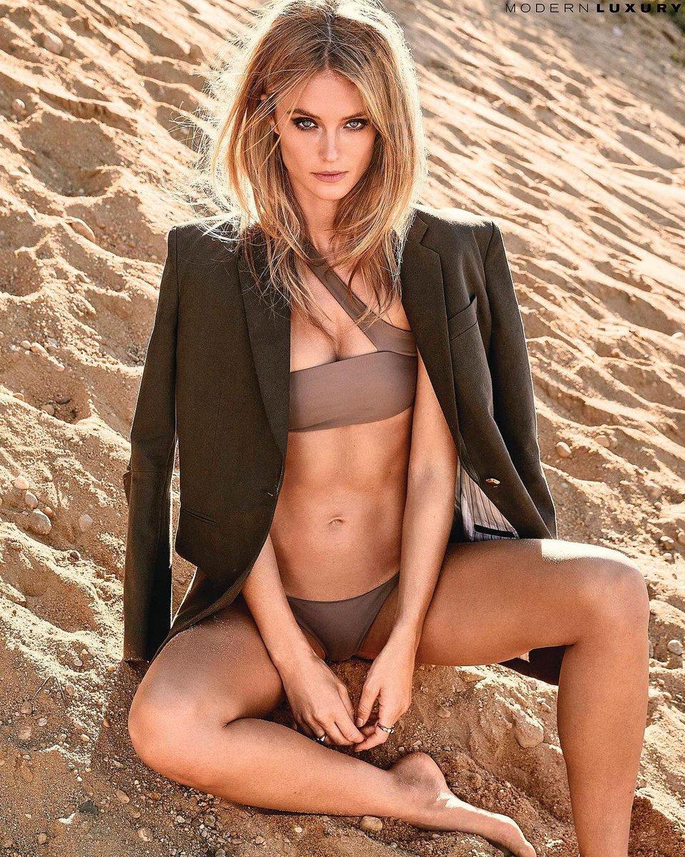 Lindsay Ellingson Hottest Modern Lingerie Models