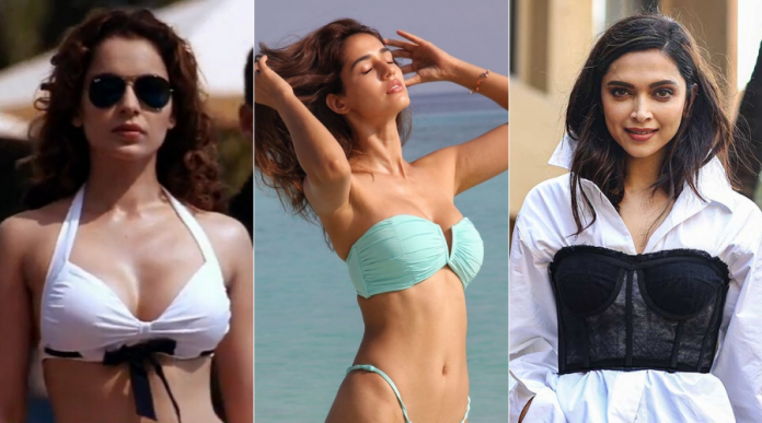 Hottest Indian Actresses List