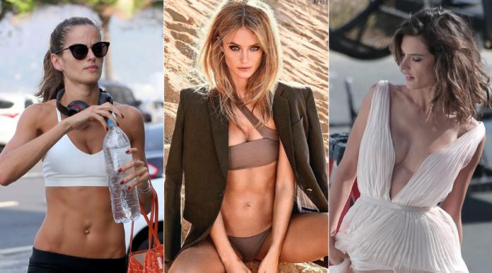 Top 10 Hottest Modern Lingerie Models in the world
