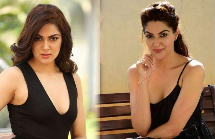actress model sakshi chaudhary hot photos