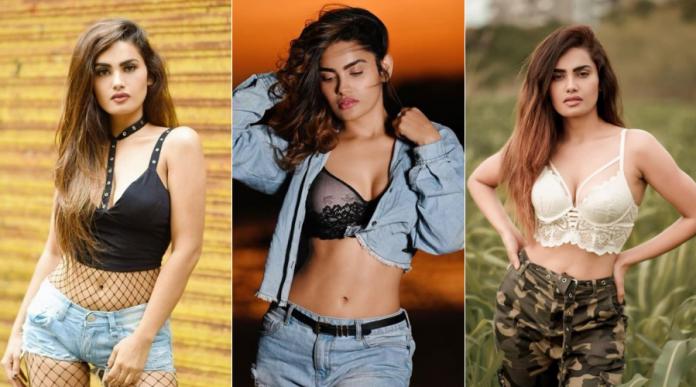 model actress Sakshi Dwivedi Hot Photos